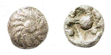 [Image: Specimen RJO 109 from 'Ancient Coins of Miletus']