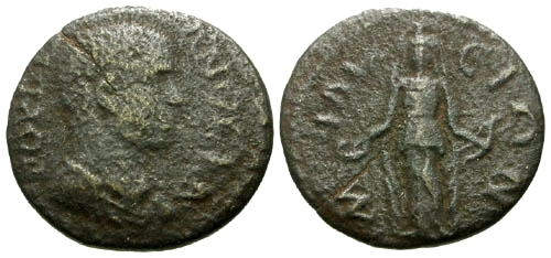 [Image: Specimen RJO 114 from 'Ancient Coins of Miletus']