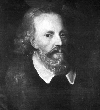 [Image: Portrait of Rev. John Rogers (abt1572-1636).]